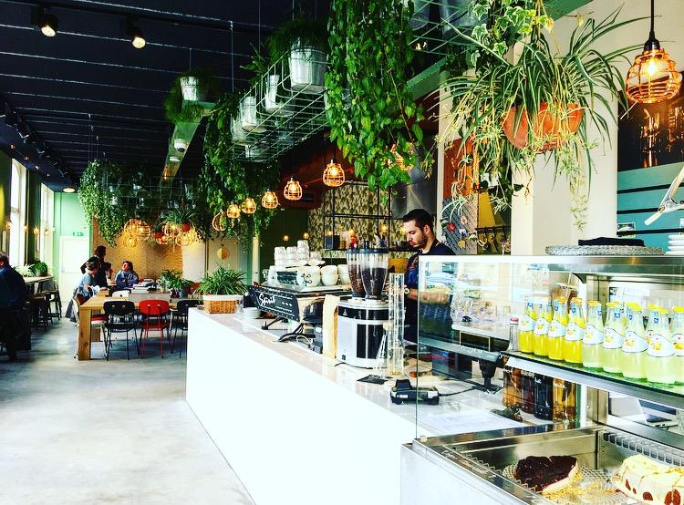 NIEUW: COFFEELAB Den Bosch. méér dan alleen koffie!