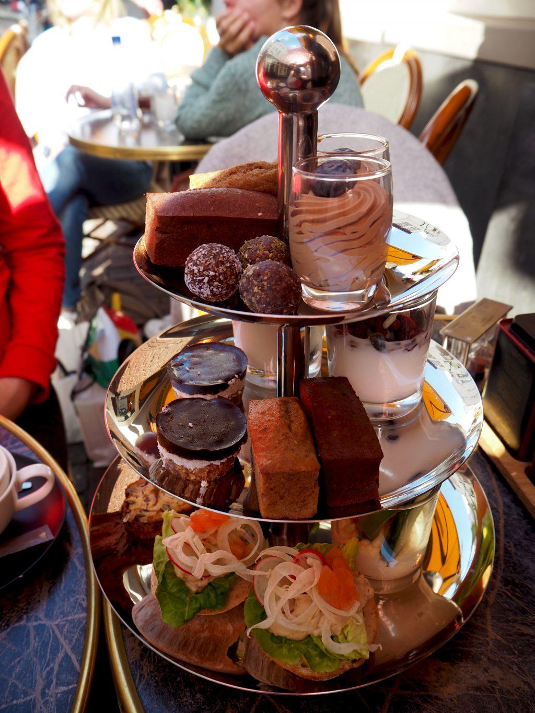 glutenvrije suikervrije high tea côte bar bistro