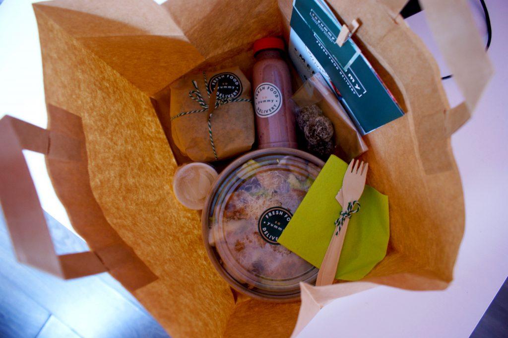 So Yummy: Fresh Food Delivery