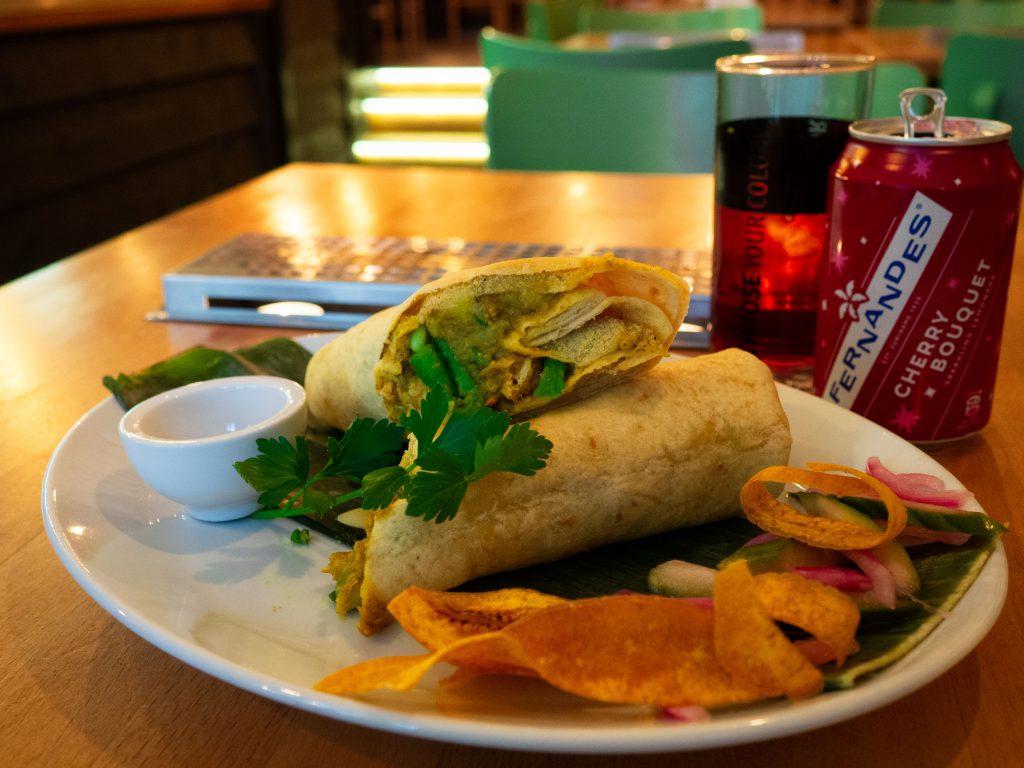 WIN: 4x 2 roti rollen van Surinaams Restaurant Tante Wonnie (afgelopen)