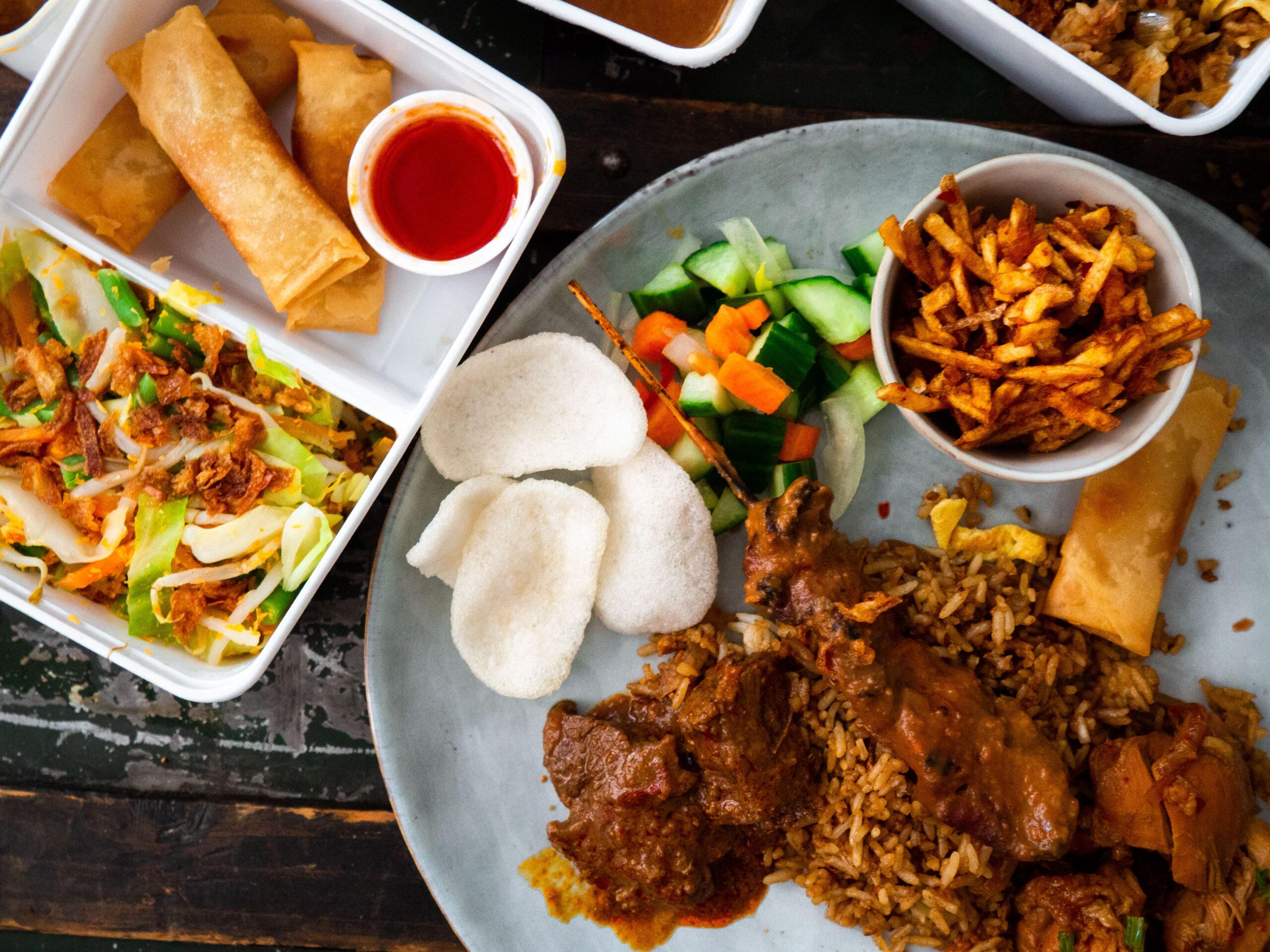 SUPPORT YOUR LOCALS: Thuis uit eten, lunchen en borrelen