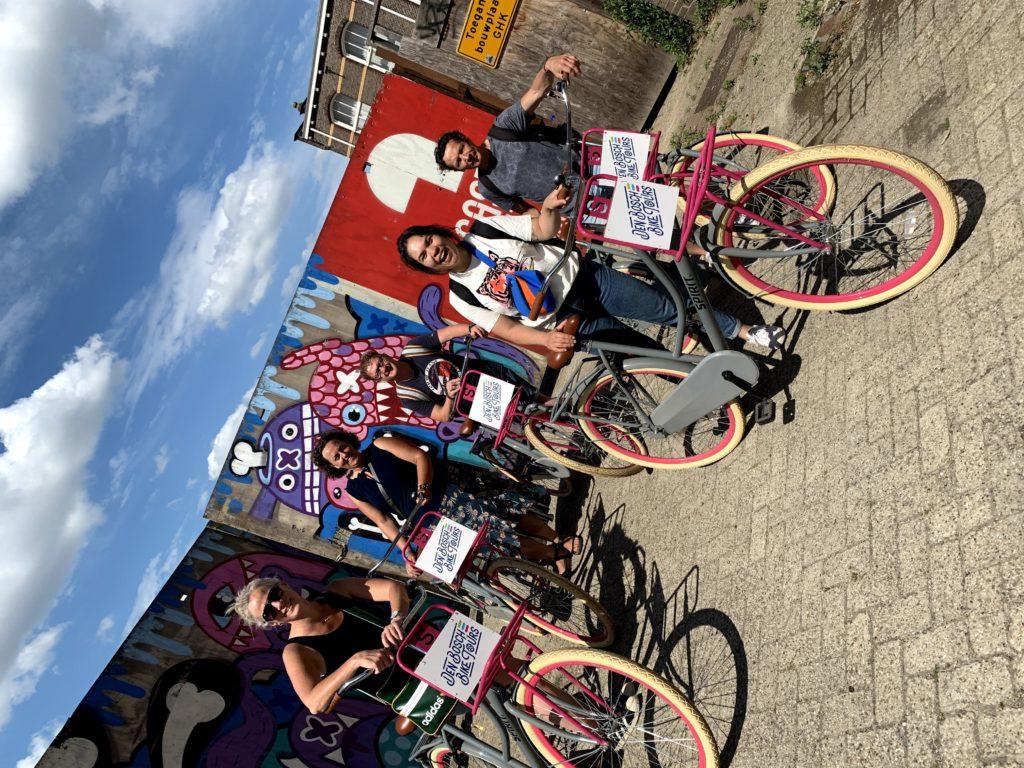 Ontdek de stad met Den Bosch Bike Tours