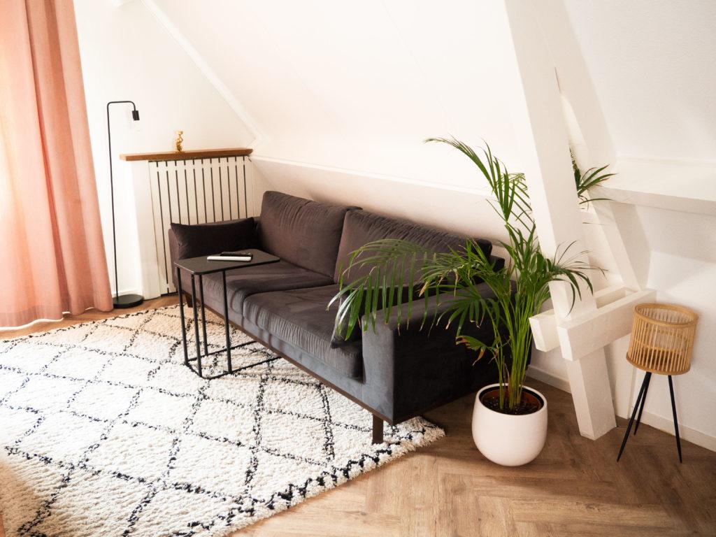 Bij Maison BON Petit Apartment kun je heerlijk en relaxed overnachten in de Uilenburg