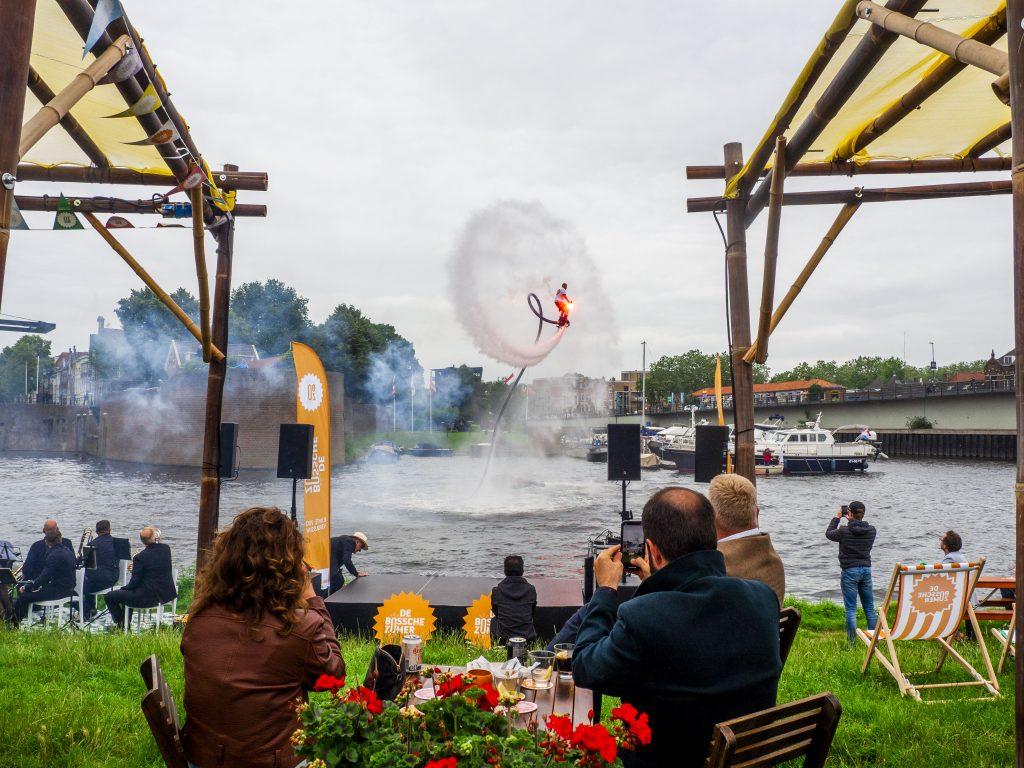 De Bossche Zomer '21 is officiëel geopend