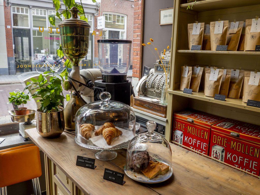 koffie hotspot: La Jeu Coffee Den Bosch