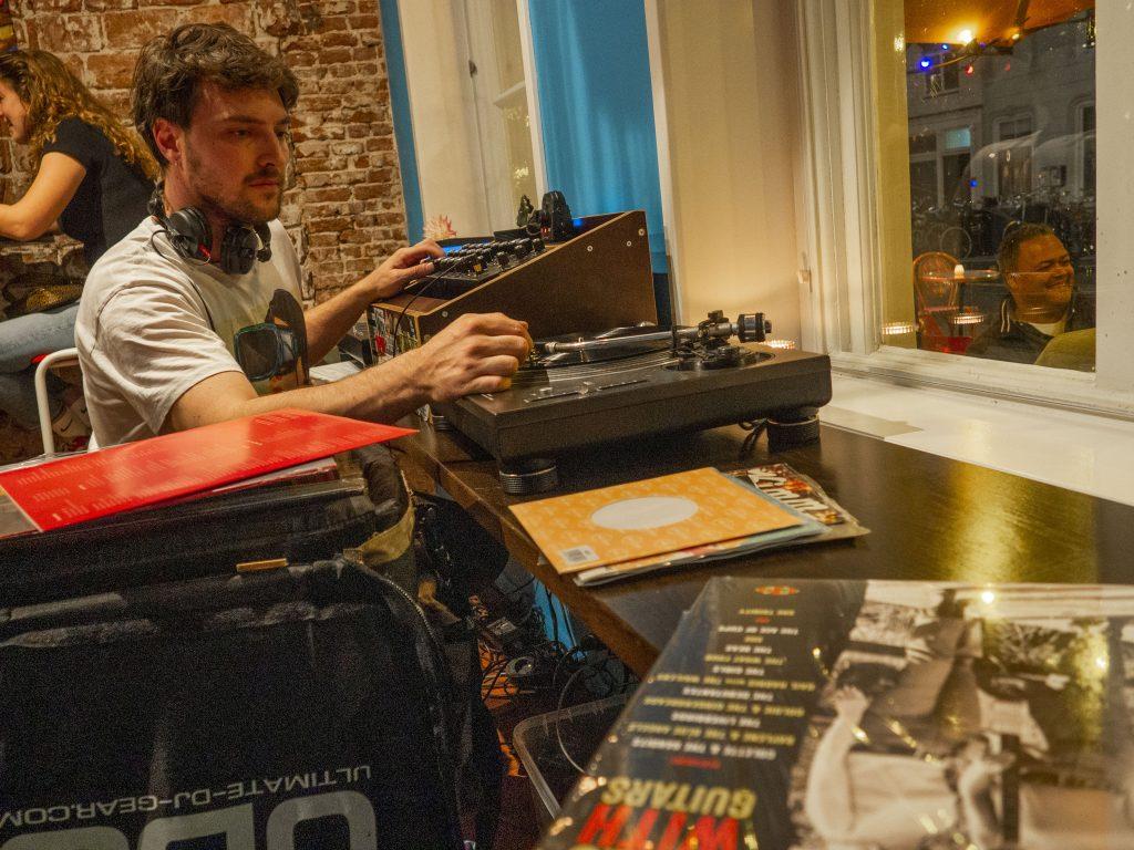 doogan records meets hello my friend den bosch